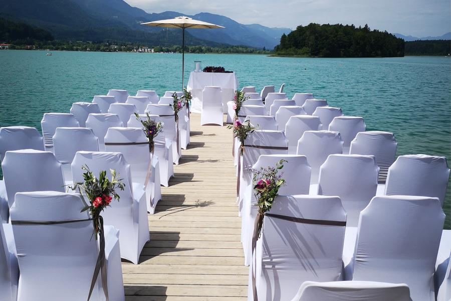Hochzeitstermine 2020 - Heiraten im Naturel | Faaker See