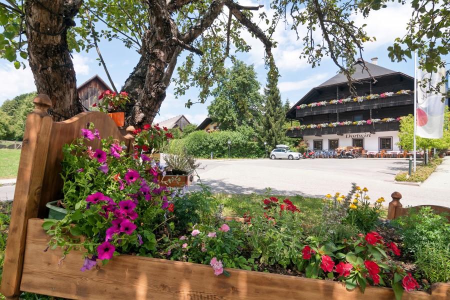 Der Dorfwirt, auch perfekt für Familien aus Villach & Umgebung.