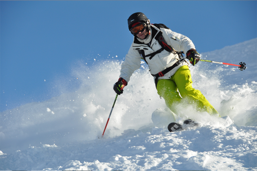 2 Plätze frei, Skitouren gehen