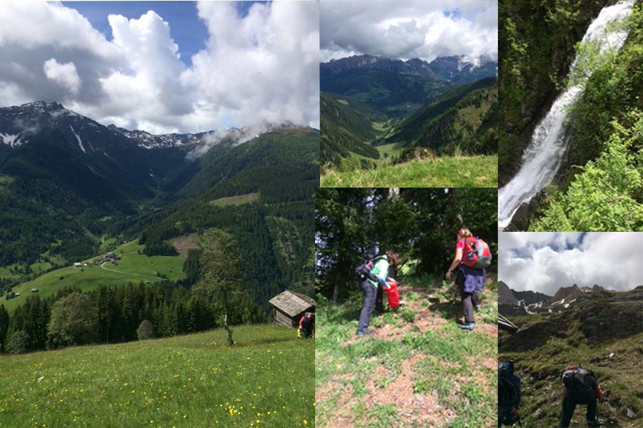 Bericht Ausbildung Kärntner Bergwanderführerin
