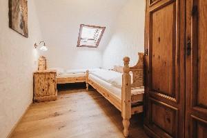 Schlafzimmer - Kinder Appartement Felsenfest
