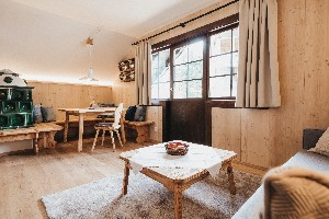 Suite Federleicht Wohnraum
