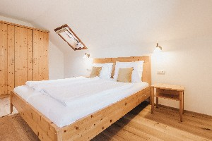 Suite Wolkenlos Schlafzimmer