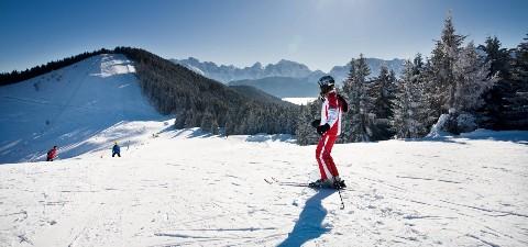 skifahren Dreiländereck Kärnten