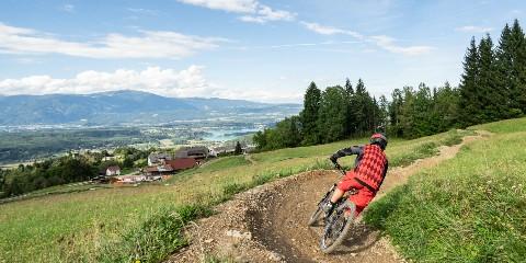Mountainbiken Baumgartnerhöhe