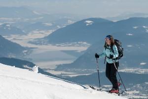Skitour Villacher Skiberge