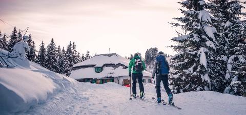 Ski Tour Dreiländereck