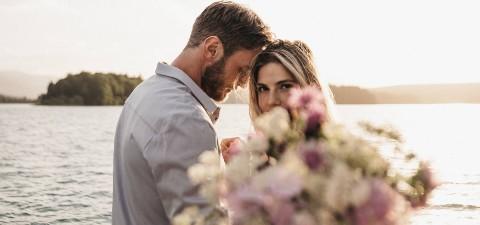 Heiraten am Steg