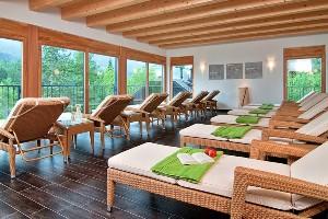 Ruhebereich im Naturel Spa, Hoteldorf SCHÖNLEITN