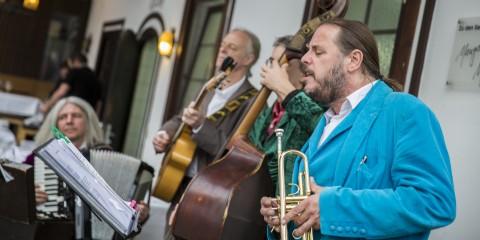 musikalische Unterhaltung im Hoteldorf Kärnten