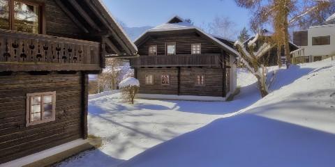 Winter im Hoteldorf