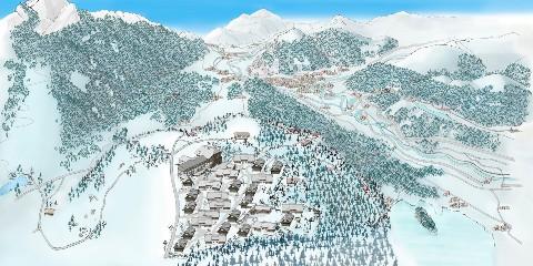 Plan Schönleitn Winter