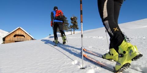 Skitouren Wochenende im Hoteldorf SCHÖNLEITN