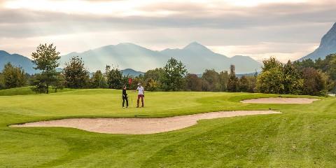 Golfspaß im Chaletdorf Kärnten