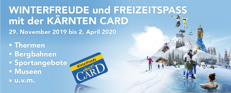 Kärnten Card Winterfreunde