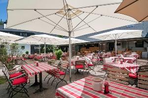 Hoteldorf SEELEITN Gartenterrasse