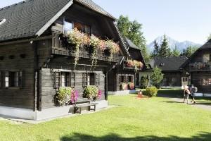 Hoteldorf SEELEITN im Sommer
