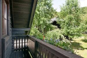 Balkonaussicht vom Naturel Resort Österreich