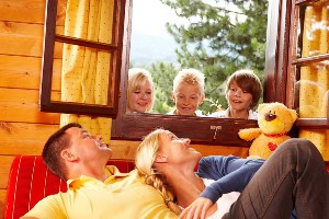 Familienzeit in den Appartements des Naturel Hotels