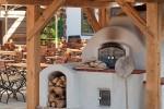 Hoteldorf SCHÖNLEITN Brotbackofen