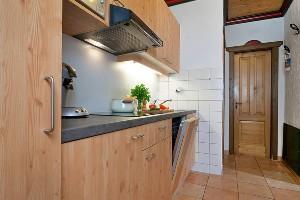 Küche im Naturel Resort Österreich