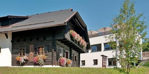 Bauernhaus im Hoteldorf SCHÖNLEITN